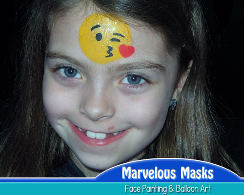 North Park Lincoln >> Marvelous Masks Face Painting and Body Art