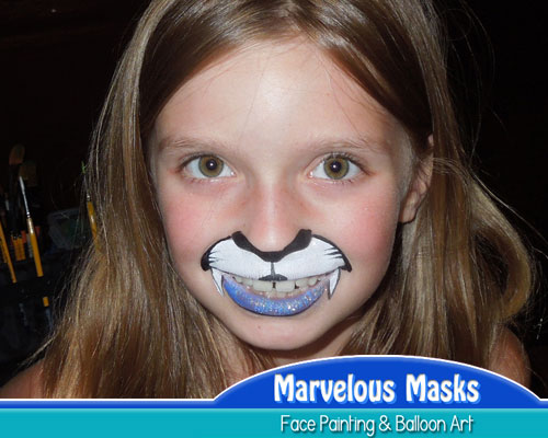 marvelous masks fast fun face art designs