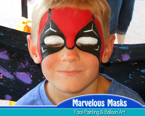 Tiger Mask Halloween
