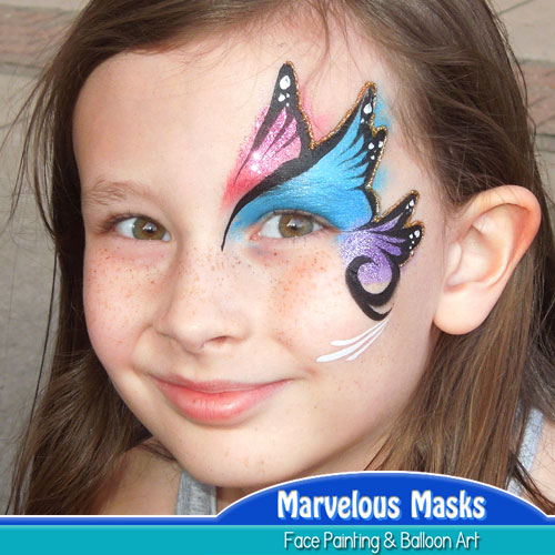 fbca4ab4b Chicago Face Painter | Airbrush Tattoos | Face Painting | Balloon ...